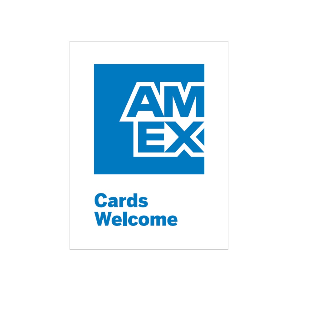 Who accepts american express cards